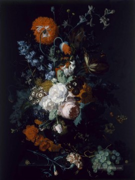 Stillleben of Flowers and Fruit Jan van Huysum Ölgemälde