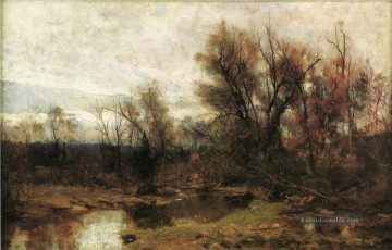 Winter Galerie - Winter Landschaft Szenerie Hugh Bolton Jones