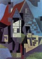 Landschaft am beaulieu Juan Gris