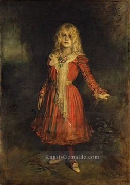marion lenbach the artists daughter Franz von Lenbach Ölgemälde