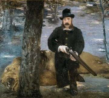 lion Galerie - Pertuiset Lion Hunter Eduard Manet
