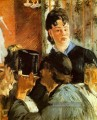 The Waitress Realismus Impressionismus Edouard Manet