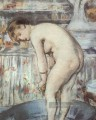 Woman in a Tub Nacktheit Impressionismus Edouard Manet