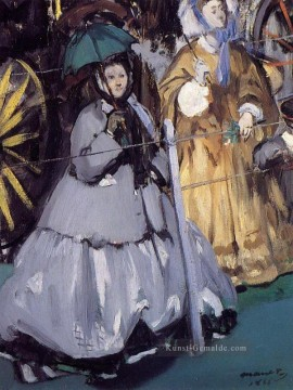 Édouard Manet Werke - Women at the Races Eduard Manet