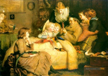 ruling passion Präraffaeliten John Everett Millais