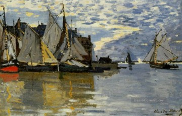 Claude Monet Gemälde - Sailboats Claude Monetcirca