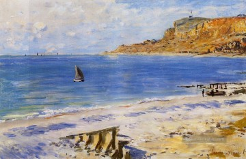 Claude Monet Werke - SainteAdresse Claude Monet