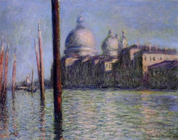 Claude Monet Werke - The Grand Canal IV Claude Monet