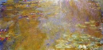 Claude Monet Werke - The Water Lily Pond II Claude Monet