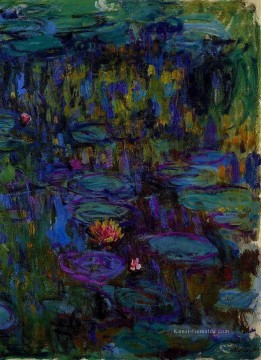 claude - Seerose 1914 Claude Monet