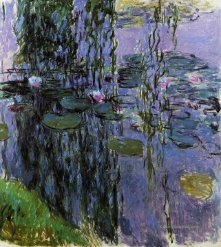 Claude Monet Werke - Seerose XV Claude Monet