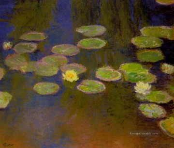 Seerosen Claude Monet