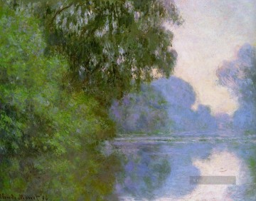 Arm of the Seine near Giverny II Claude Monet