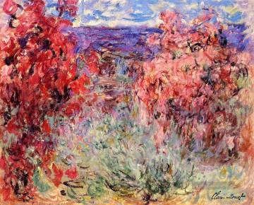 Flowering Trees near the Coast Claude Monetcirca