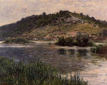 Claude Monet Werke - Landschaft at PortVillez Claude Monet