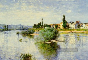 Claude Monet Gemälde - Lavacourt Claude Monet