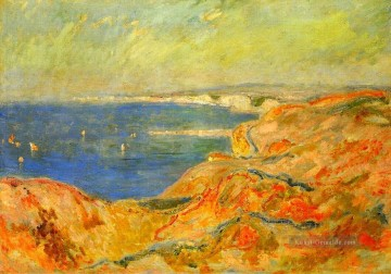 Claude Monet Werke - On the Cliff near Dieppe II Claude Monet