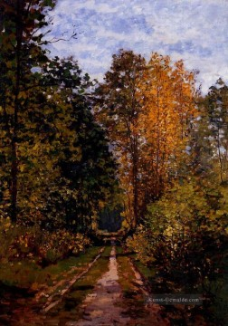 Claude Monet Werke - Path in the Forest Claude Monet