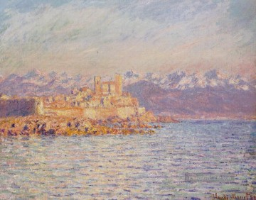 Claude Monet Werke - The Bay of Antibes Claude Monet