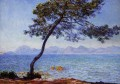die Esterel Berge Claude Monet