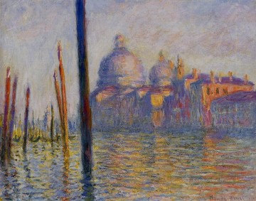 Claude Monet Werke - The Grand Canal III Claude Monet