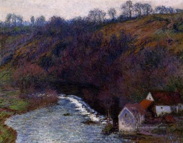 Claude Monet Werke - The Mill at Vervy Claude Monet