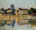 Durch den Fluss bei Vernon Claude Monet