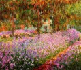 Irises in Monet s Garden Claude Monet