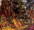 der Weg in Giverny Claude Monet