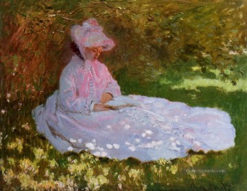 Claude Monet Werke - The Reader Claude Monet