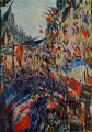 The Rue SaintDenis Claude Monet