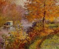 Das Studio Boat Claude Monet