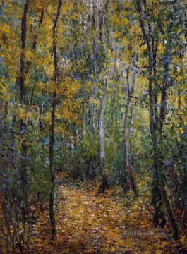 Wood Lane Claude Monet Ölgemälde