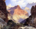 Unter dem Red Wall Grand Canyon von Arizona Rocky Berge Schule Thomas Moran