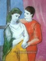 The Lovers 1923 Pablo Picasso