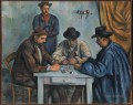 the card players 1893 Paul Cezanne