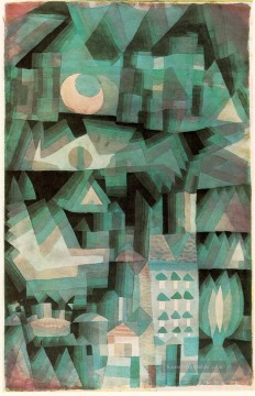 City Galerie - Dream City Expressionismus Bauhaus Surrealismus Paul Klee