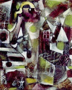 Sumpflegende Paul Klee