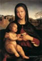 Madonna and Child 1503 Renaissance Meister Raphael