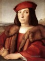 Young Man with an Apple Renaissance Meister Raphael