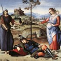 Allegory The Knights Dream Renaissance Meister Raphael
