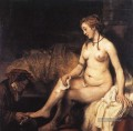 Bathsheba at Her Bath Rembrandt