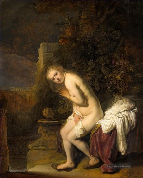 Rembrandt van Rijn Werke - Susanna And The Elders Rembrandt