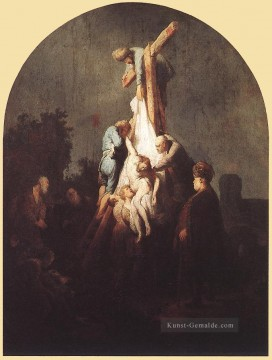 Rembrandt van Rijn Werke - Deposition from the Cross Rembrandt
