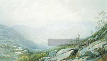 Richard Malerei - The Mount Washington Bereich Szenerie William Trost Richards
