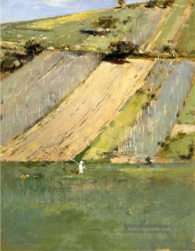 Giverny Galerie - Tal der Seine Giverny Theodore Robinson