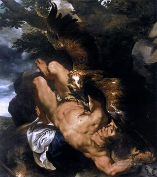 Peter Paul Rubens Werke - prometheus gebunden Peter Paul Rubens