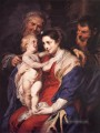 The Holy Family with St Anne Barock Peter Paul Rubens