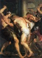 The Flagellation of Christ Barock Peter Paul Rubens