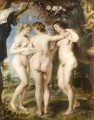 The Three Graces Barock Peter Paul Rubens